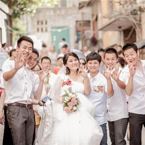婚礼MV拍摄